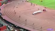 女子百米接力中国队低级失误,重跑3遍,遗憾错失奖牌