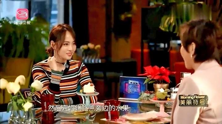 張嘉倪:天天見到我老公,你覺得他怎么樣呢?李靜的回答絕了!
