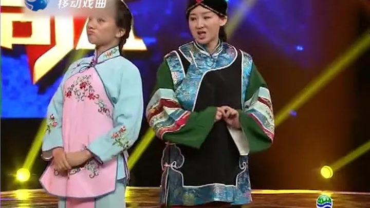 買紅妹、朱亞楠、郝曉亮共演小品《桑林收子》 歡樂7分鐘