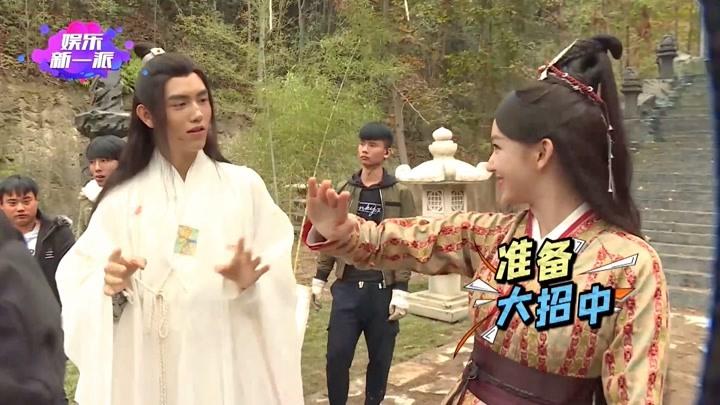 陳飛宇、熊梓淇、程瀟《天醒之路》花絮合集十