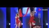 中國達人秀:混血兒鄧魯奇婭鄧嘎米拉,火熱跳拉丁舞,嗨翻全場
