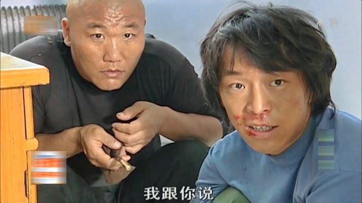 春天里:黃渤進警局錄口供,因結巴,被警察嫌棄