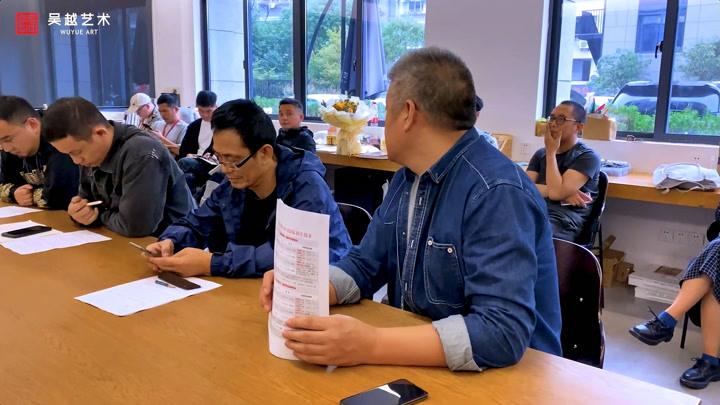 杭州吳越畫室|下鄉寫生重要通知會議