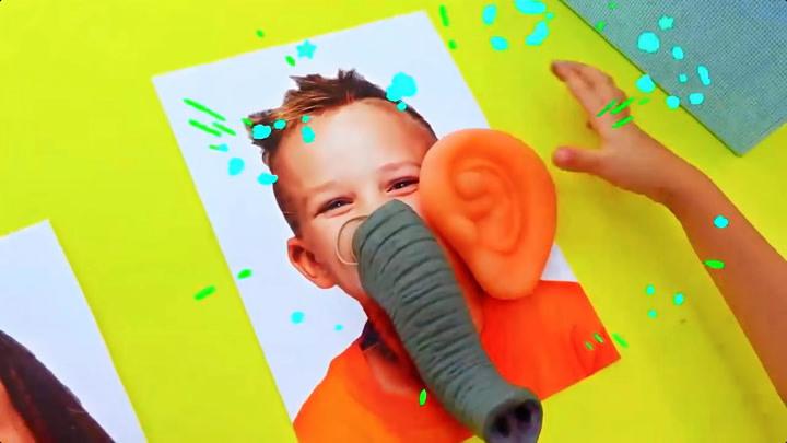 萌宝瓦伦达:瓦伦达哥哥打印画像做什么?他们今天玩什么新花样?