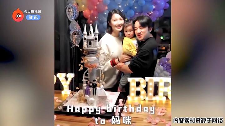 王祖藍給李亞男慶生,和女兒一起唱祝歌,蔡少芬等好友齊聚太溫馨