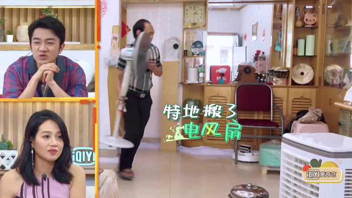做家務的男人李亞男王祖藍混剪,很真實
