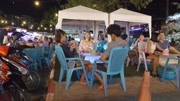 泰国的夜生活,美女很多,但美女也很无聊
