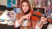Idina Menzel - Into the Unknown VIOLIN COVER(Frozen2 OST) by Jenny Yun